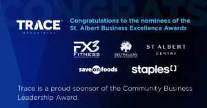 List of St. Albert Business Excellence Award Nominees
